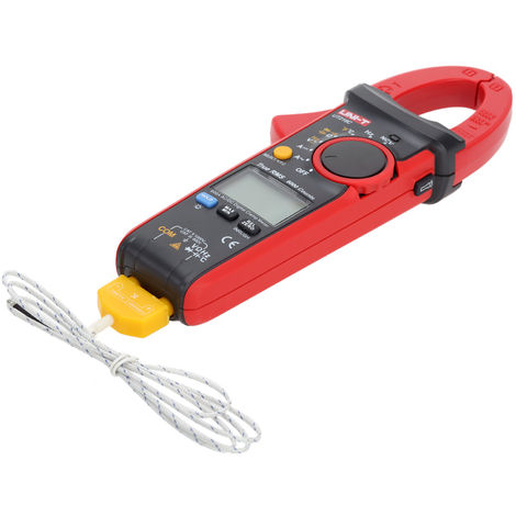 UNI-T UT216C 600A True Effective Digital Clamp Meter (without battery shipment)