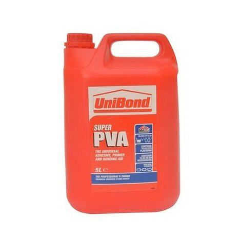 Unibond 1448672 Super PVA 5 Litre