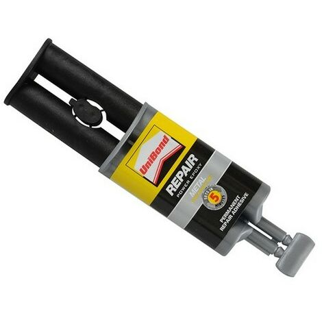 Unibond 952558 Repair Power 5 Min Epoxy Metal 25ml