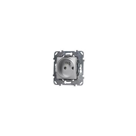 Unicatop Prise de courant avec terre Alu à composer SCHNEIDER MGU505930FZF