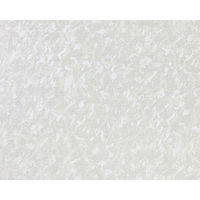 Unicolour wallpaper wall EDEM 9011-37 non-woven wallpaper embossed with decorative render look shiny cream white silver 10.65 m2 (114 ft2)