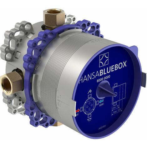 Unidad básica Hansa Hansabluebox, solución compacta, cuerpo de montaje empotrado sin separación previa - 80000000