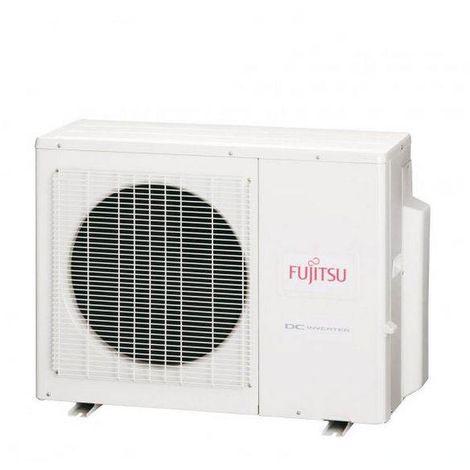 Unidad Exterior de Aire Acondicionado Fujitsu AOY50UIMI3 A++ / A+ 6800/7700W Frío + calor Blanco