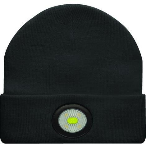 b9feb9cf4 Unilite Prosafe USB Rechargable Beanie Light (150 Lumen) Black