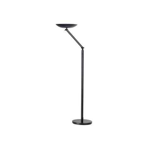 Lampe Sur Varia LuxCouleurNoir Unilux Pied Led 400090469 e9Y2HWEDI