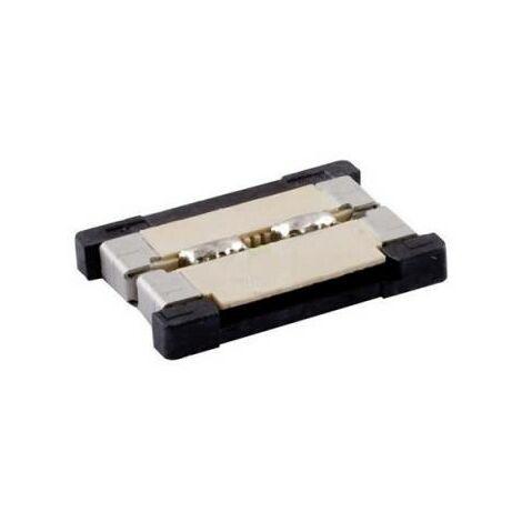 Unión / conector rígido para tiras LED monocolor, 10mm