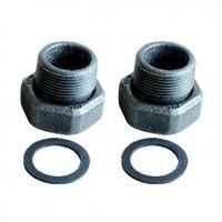 "Union fitting set cast iron spec.5/4"" - GRUNDFOS : 529924"