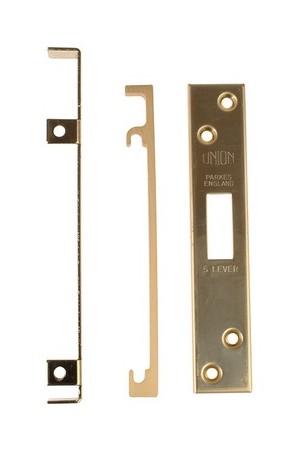 YALE 4 WINDOW HANDLE BOLTS WITH 2 LOCK KEYS SATIN CHROME FINISH P-122-SC NEW