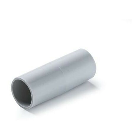UNION MANGUITO TUBO PVC 16MM (BOLSA-5)