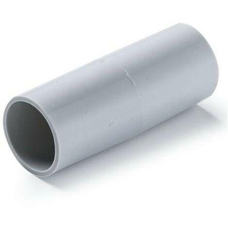 UNION MANGUITO TUBO PVC 25MM (BOLSA-5)