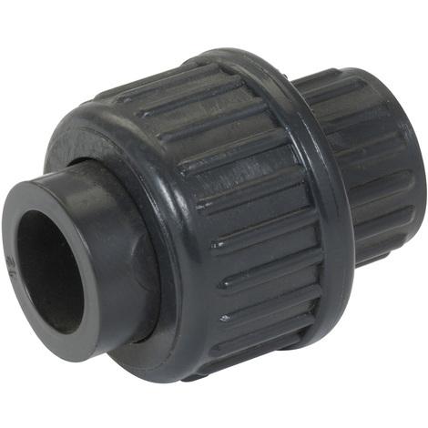 Union PVC pression femelle-femelle O32