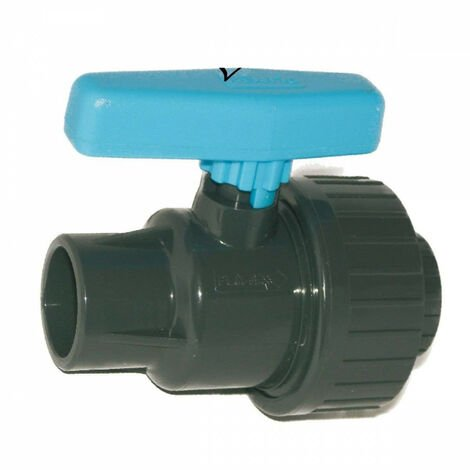 Unión simple Plimex Diámetro de la válvula 40 mm