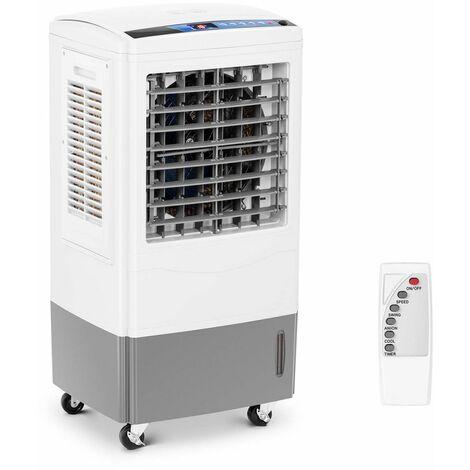 Uniprodo Enfriador De Aire Portátil Ventilador 100W Tanque de agua de 25L
