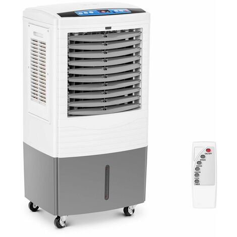 Uniprodo Enfriador De Aire Portátil Ventilador Potencia frigorífica 150W