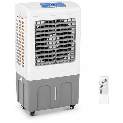 Uniprodo Enfriador De Aire Portátil Ventilador Potencia frigorífica 230W