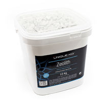 Unique Koi zeolite 10kg grain size 9-16mm filtermedium phosphate remover