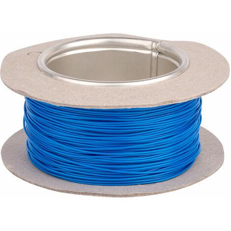 Unistrand 1/0.6 Blue Single Core Def Stan 61-12 Part 6 Equipment Wire 100M