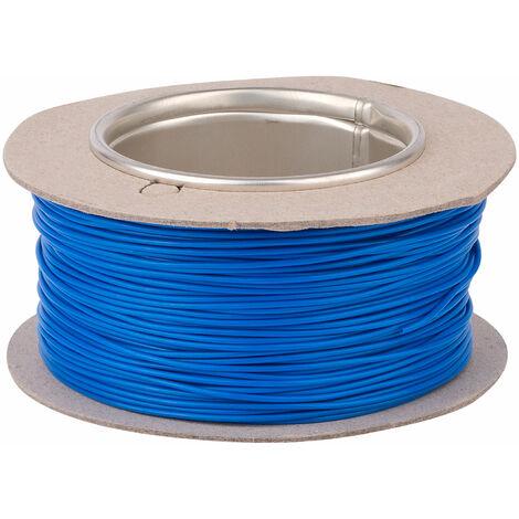 Unistrand 16/0.2 Blue Stranded Def Stan 61-12 Part 6 Equipment Wire 100M