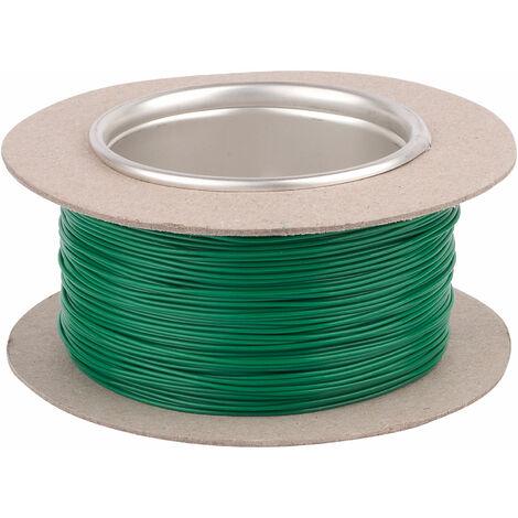 Unistrand 7/0.2 Green Stranded Def Stan 61-12 Part 6 Equipment Wire 100M