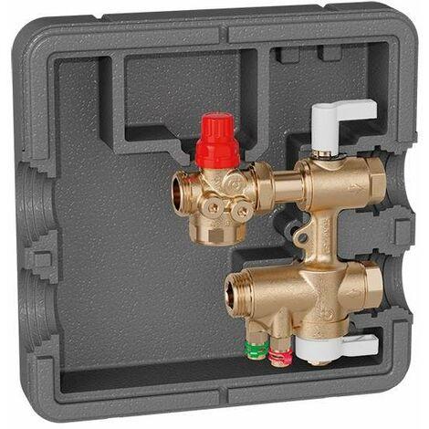 Unité de raccordement et de régulation pour unités terminales HVAC Caleffi 149