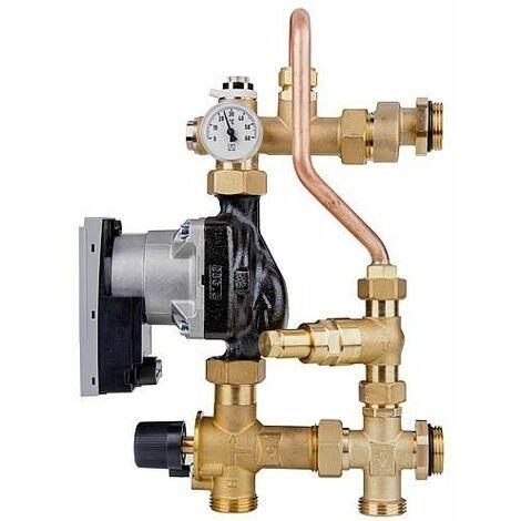 Unite de regulation chauffage Easyflow Mix, melangeur Wilo Para 15/6 SC