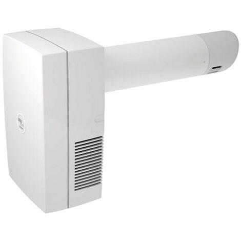 Unité de ventilation aérienne à récupération de chaleur Elicent smart 2RC0101