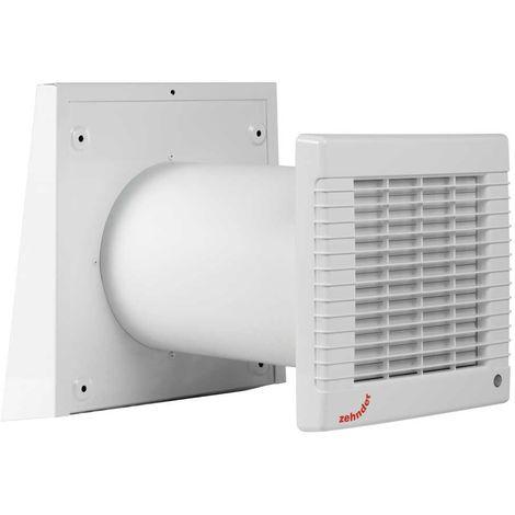 Unité double flux décentralisée - ComfoReno 50 ZEHNDER COMFOSYSTEMS - ComfoReno50 L'extracteur double flux ConfoReno assure à la fois l'extraction de l'air vicié de la pièce dans laquelle il est installé, et l'apport d'air neuf à l'aide d'un ventilateur r