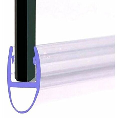 Universal 4-6mm Shower Door Seal For Gap Upto 6mm