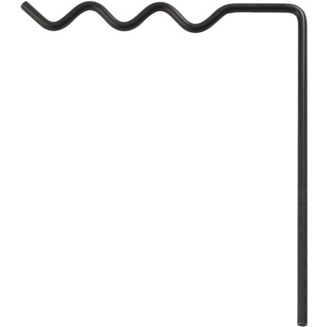 Universal BBQ Pot Holder with Fixing Plate Bracket