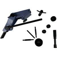 Universal-Biegegerät WALZBOY 803774 Flachmaterial bis 40mm Breite und 4mm Dicke, Rohre in den Ø 4, C72441