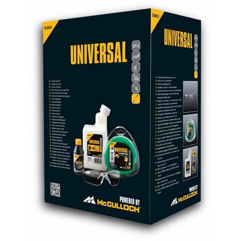 Universal by McCulloch Kit de démarrage pour débroussailleuse - OLO033 - 00057-76.164.33