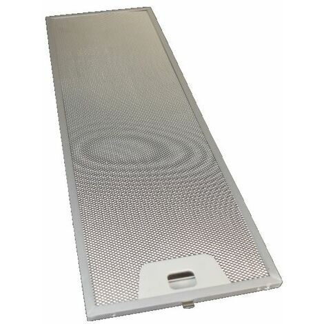 Universal Cooker Hood Metal Grease Filter 166mm x 515mm