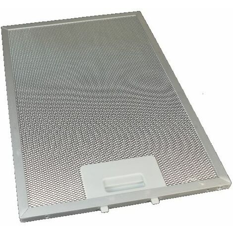 Universal Cooker Hood Metal Grease Filter 220mm x 320mm