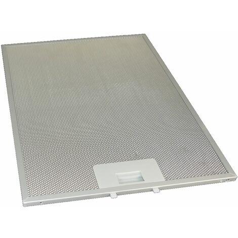 Universal Cooker Hood Metal Grease Filter 265mm x 359mm