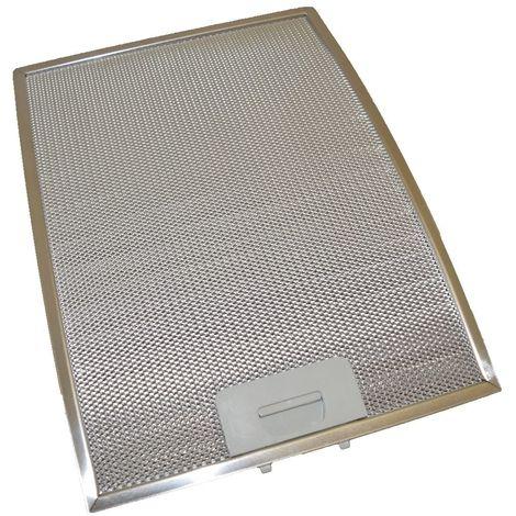 Universal Cooker Hood Metal Grease Filter 280mm x 370mm