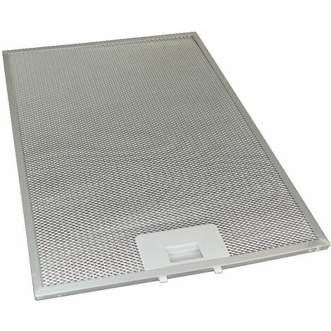 Universal Cooker Hood Metal Grease Filter 283mm x 380mm