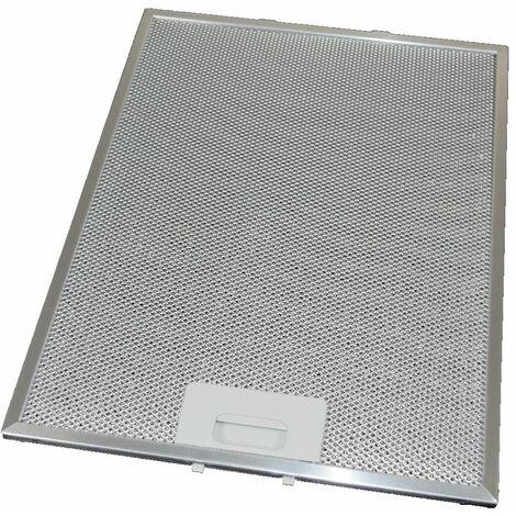 Universal Cooker Hood Metal Grease Filter 290mm x 380mm