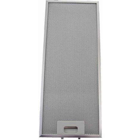 Universal Cooker Hood Metal Grease Filter 472mm x 194mm