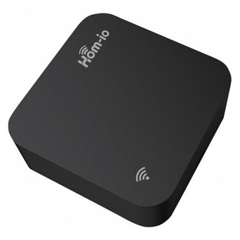 Universal de INFRARROJOS del mando a distancia WI-Fi Melchioni Inteligente HOM-IR-REMOTO 559593020