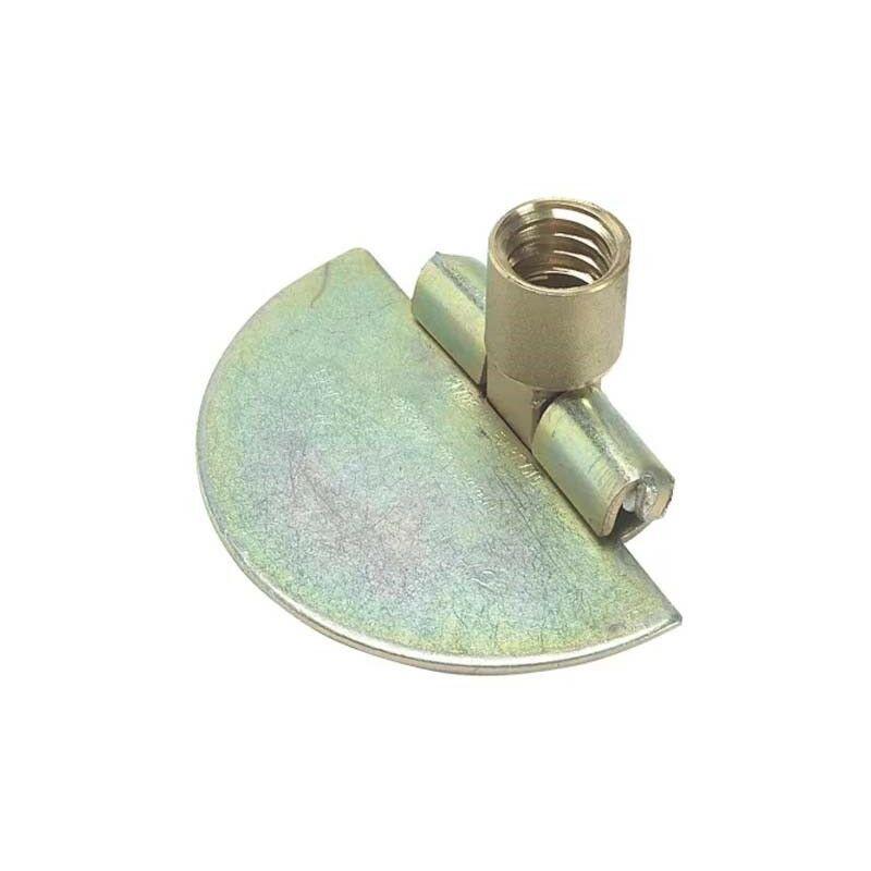 Image of 1741 Universal Drop Scraper for drain rods 4 inch BAI1741 - Bailey