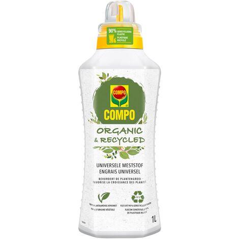 Universal fertilizante Compo reciclados y orgánicos - 1L