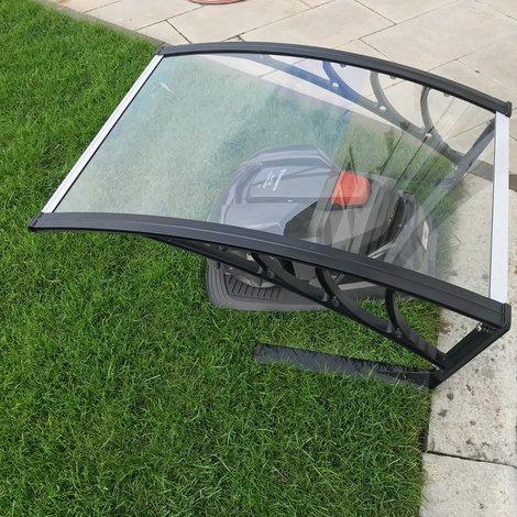 Verdeck Regenschutz Garage für Wiper Blitz 2.0 Ambrogio L60 Basic 2.0