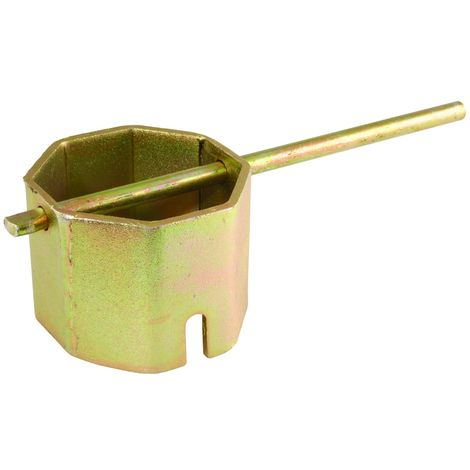 Universal Immersion Heater Box Spanner With Rod