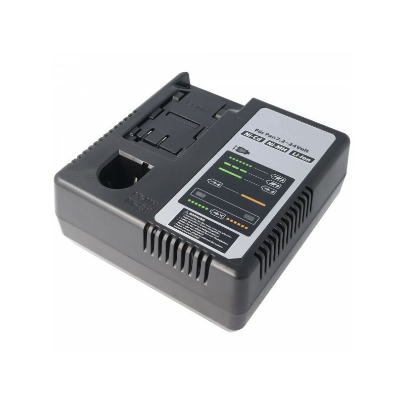 original vhbw® Ladegerät 1.5A für PANASONIC EY9103 EY9106 EY9106B
