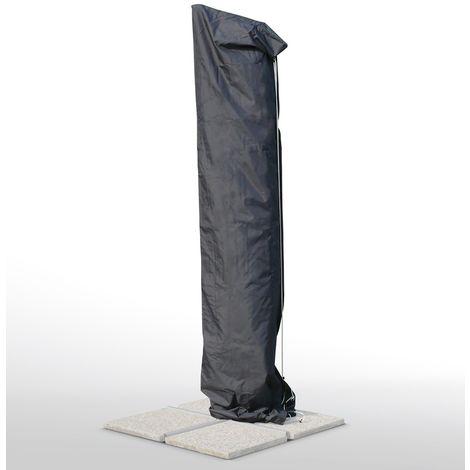 Universal Large Cover for Garden Cantilever Parasols Weatherproof