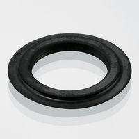 Universal-Lippendichtung 43 mm Durchmesser für Stopfenventil und Siebkörbchen - Ersatzteil: Dichtungsring Dichtung Abfluss-Ventildichtung