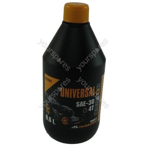 Universal Outdoor Accessories 4 Stroke Oil OLO001 (Petrol Lawnmowers & Tractors)