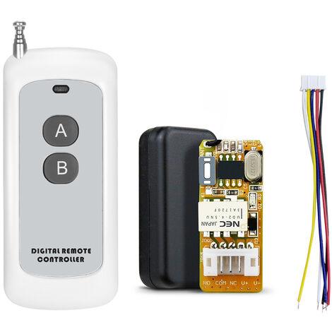 Universal Receiver Module RF Remote Control Switch AK-WK+AK-1000-2F*1