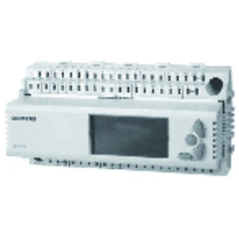 Universal regulator 2bcl 2 analog 2 relays - SIEMENS : RLU222