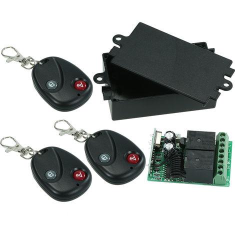Universal Remote Control Switch AK-RK02S-DL-AK-BF02*3